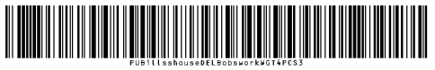 example of a long barcode